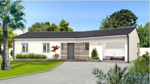 Maison  4 pièces + Terrain 973 m² Lafrançaise par ESQUISS 31