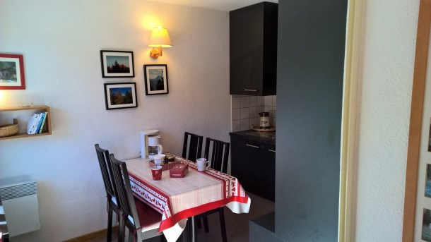 Location vacances Villarodin-Bourget -  Appartement - 4 personnes - Lecteur DVD - Photo N° 1