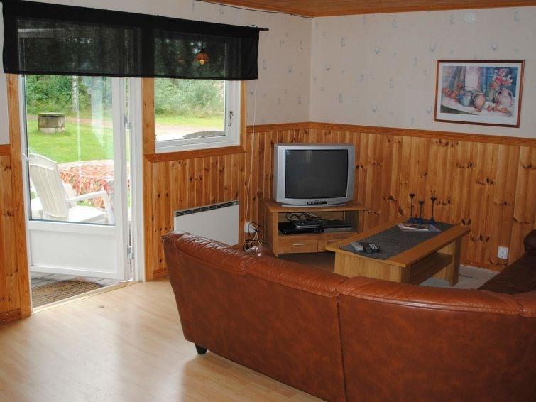 Maison pour 4 personnes à Håcksvik