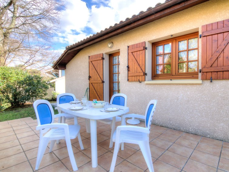 Location vacances Capbreton -  Maison - 4 personnes - Barbecue - Photo N° 1