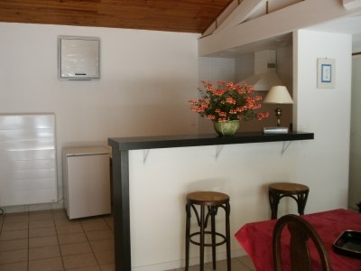 Location vacances Lanton -  Appartement - 2 personnes - Barbecue - Photo N° 1
