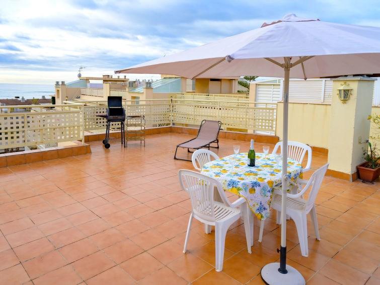 Appartement pour 4 personnes à Cunit