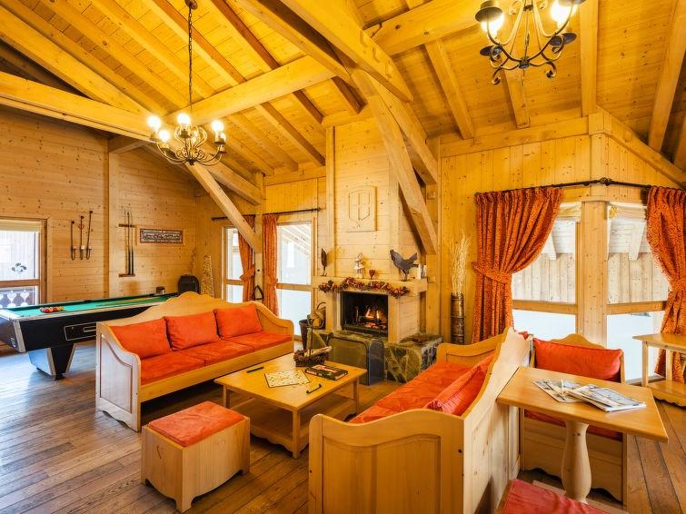 Location vacances Samoëns -  Appartement - 6 personnes -  - Photo N° 1