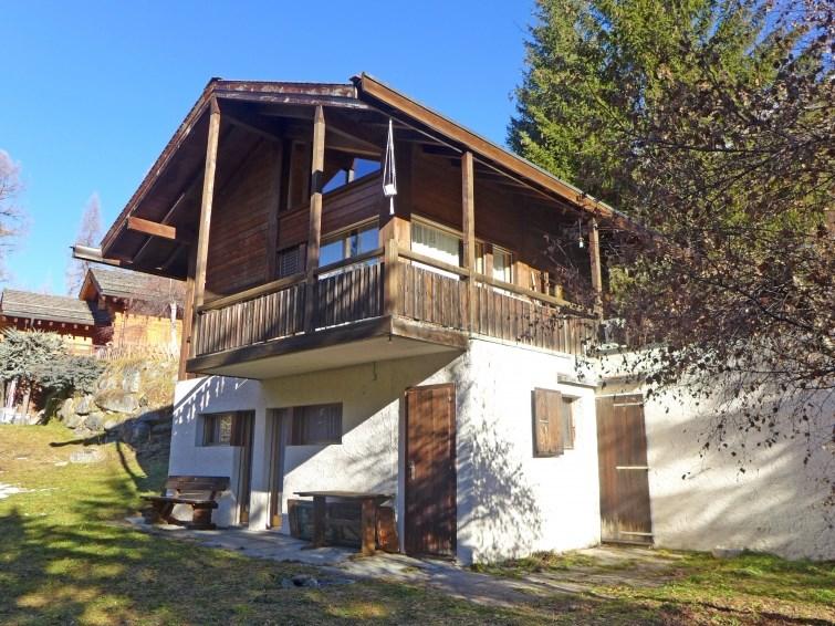 Maison pour 4 personnes à Zinal
