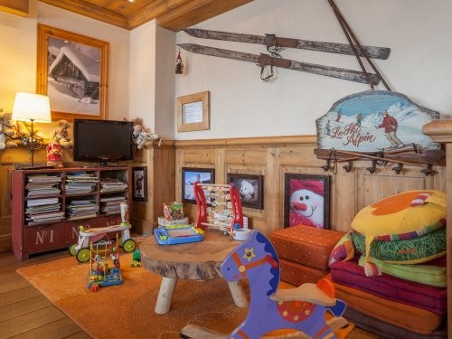 Résidence premium La Ginabelle - Appartement 3 pièces 4 personnes Standard