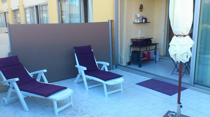 Location vacances Frontignan -  Appartement - 4 personnes - Salon de jardin - Photo N° 1