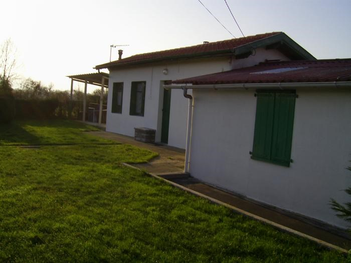 Holiday rentals Ustaritz - House - 4 persons - BBQ - Photo N° 1