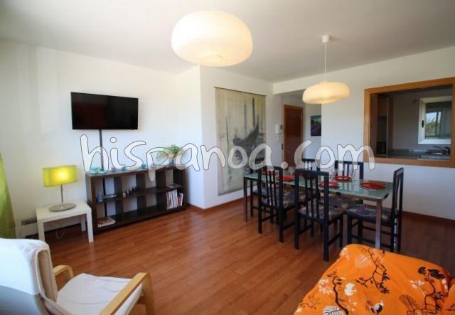Location vacances Castelló d'Empúries -  Appartement - 6 personnes - Télévision - Photo N° 1