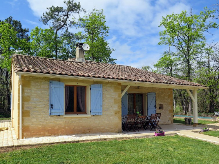 Studio pour 3 personnes à Blanquefort-sur-Briolance