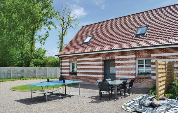 Location vacances Renty -  Maison - 8 personnes - Barbecue - Photo N° 1