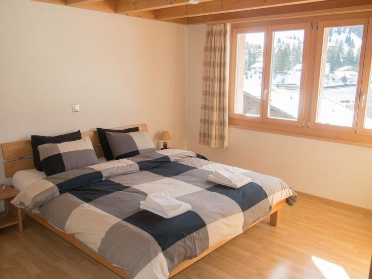 Appartement pour 5 personnes à Adelboden