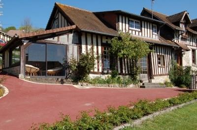 Ferienwohnungen Hermival-les-Vaux - Hütte - 4 Personen - Grill - Foto Nr. 1