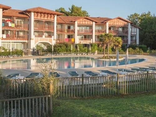 Location vacances Biscarrosse -  Appartement - 5 personnes - Table de ping-pong - Photo N° 1