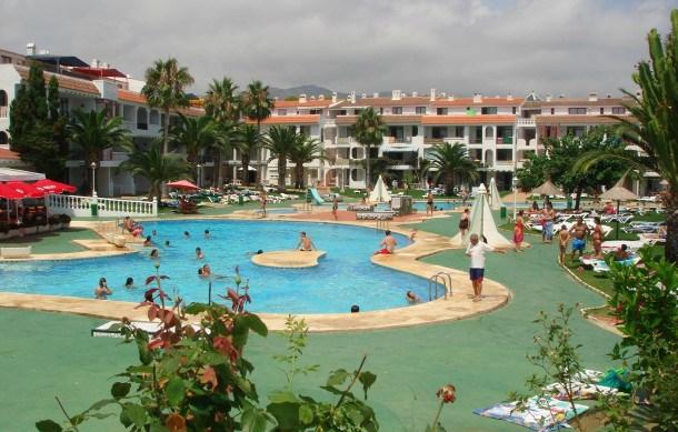 Location vacances Alcalà de Xivert -  Appartement - 8 personnes - Congélateur - Photo N° 1