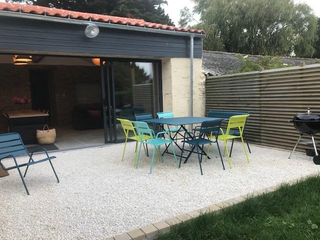 Holiday rentals Les Moutiers-en-Retz - Cottage - 7 persons - BBQ - Photo N° 1