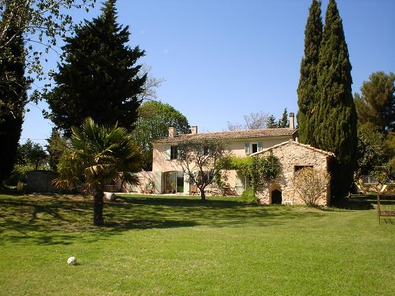 Location vacances Aix-en-Provence -  Maison - 8 personnes - Barbecue - Photo N° 1