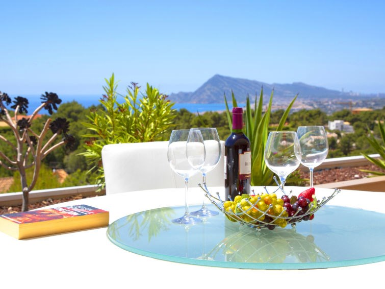 Location vacances Altea -  Appartement - 4 personnes -  - Photo N° 1