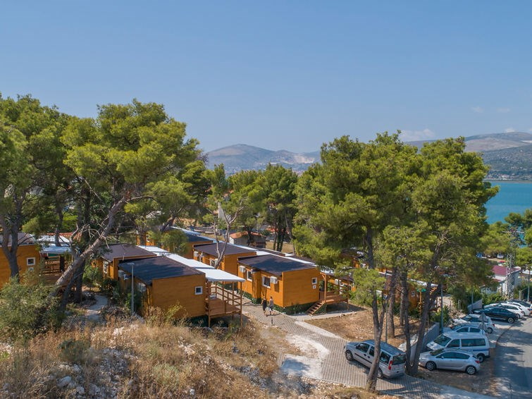 Location vacances Arbanija -  Maison - 3 personnes -  - Photo N° 1
