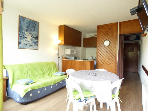 Location vacances Arette -  Appartement - 4 personnes - Télévision - Photo N° 1