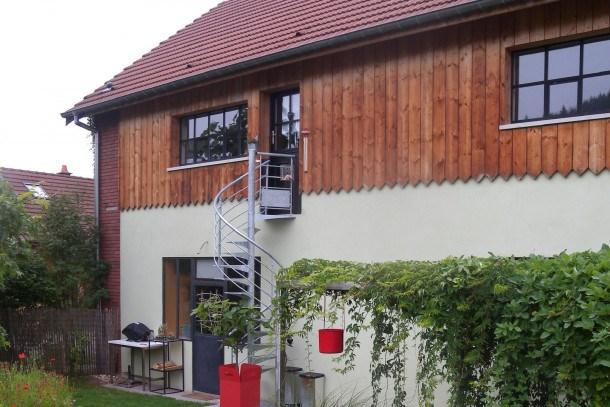 Location vacances Saint-Quirin -  Maison - 5 personnes - Lecteur DVD - Photo N° 1