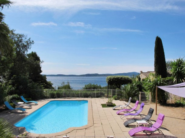 Location vacances Sainte-Maxime -  Maison - 12 personnes - Barbecue - Photo N° 1