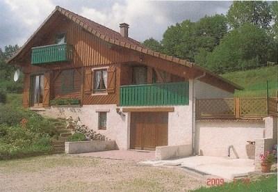 Ferienwohnungen Lesseux - Haus - 6 Personen - Grill - Foto Nr. 1
