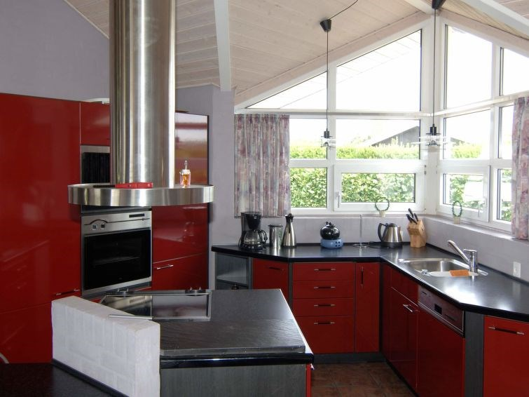 Maison pour 8 à Blåvand
