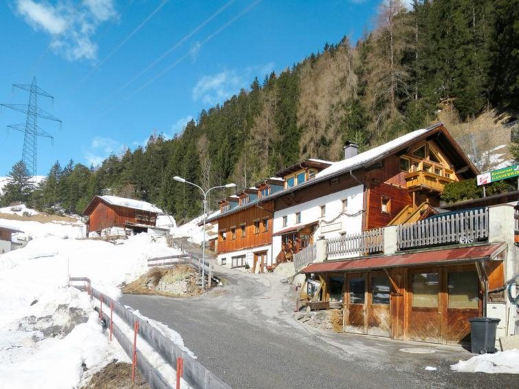 Appartement pour 5 personnes à Sankt Anton am Arlberg