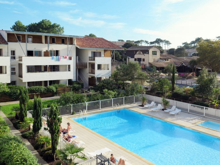 Location vacances Moliets-et-Maa -  Appartement - 4 personnes -  - Photo N° 1