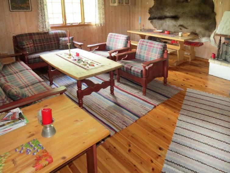 Maison pour 6 à Treungen, Telemark