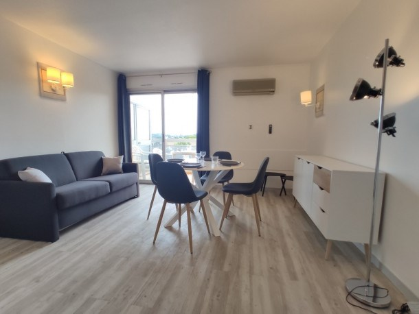 Location vacances Antibes -  Appartement - 4 personnes - Ascenseur - Photo N° 1