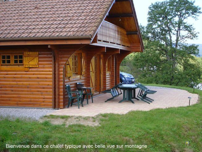Holiday rentals Xonrupt-Longemer - House - 8 persons - BBQ - Photo N° 1