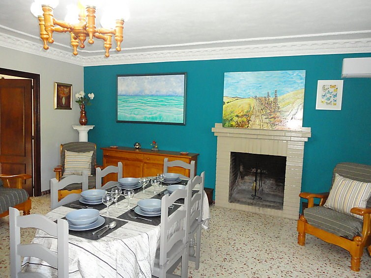 Studio pour 6 personnes à Sierra de Cádiz / Ubrique