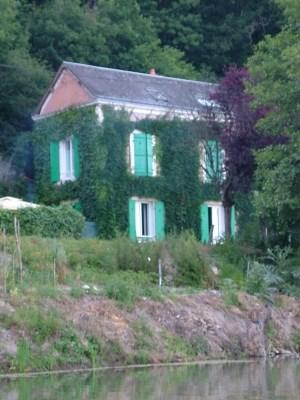 Location vacances Aubigné-Racan -  Gite - 8 personnes - Barbecue - Photo N° 1
