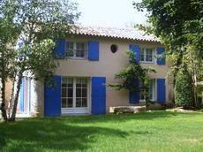 vue façade maison