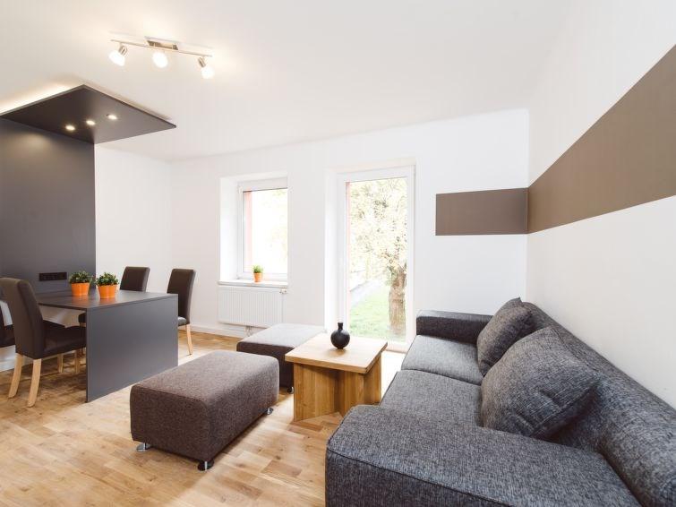 Appartement pour 8 à Eisenerz