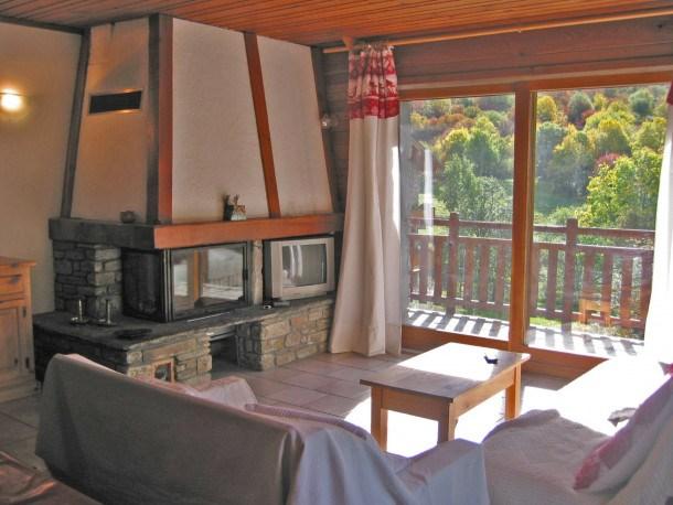 Location vacances Bonneval-sur-Arc -  Appartement - 8 personnes - Télévision - Photo N° 1