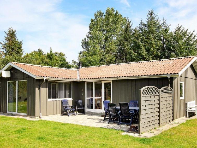 Maison pour 8 à Farsø