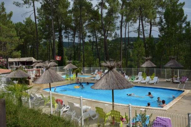 Location vacances Joyeuse -  Maison - 4 personnes - Jeux d'extérieurs - Photo N° 1