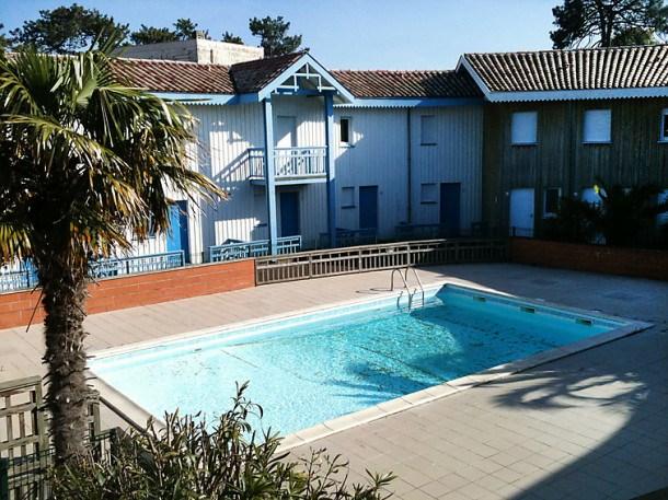 Location vacances Lège-Cap-Ferret -  Appartement - 4 personnes - Télévision - Photo N° 1