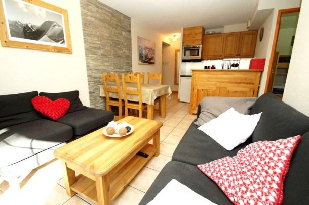 Appartement avec balcon - 3 pièces - 40 m² - 6 Personnes