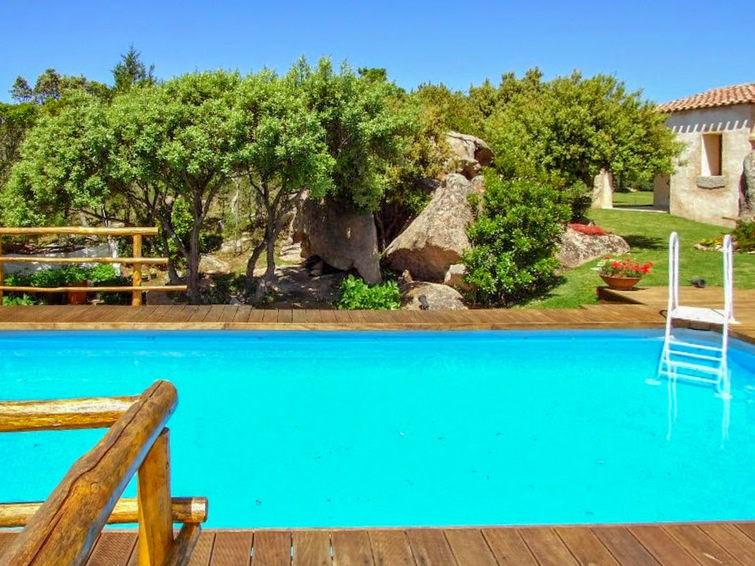 Location vacances Alzachèna/Arzachena -  Maison - 6 personnes -  - Photo N° 1