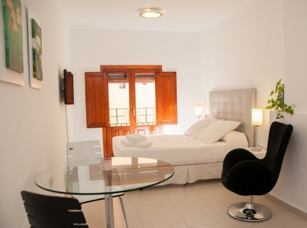 Location vacances la Vila Joiosa -  Appartement - 2 personnes - Télévision - Photo N° 1