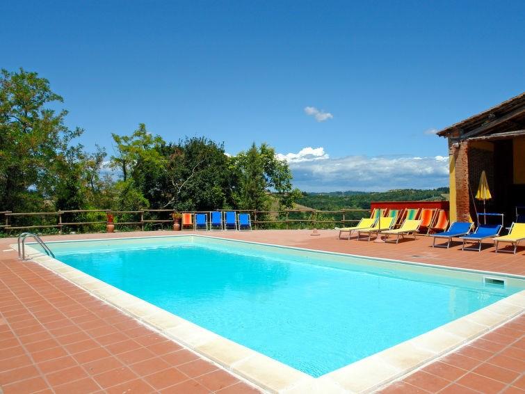 Appartement pour 2 personnes à Castelfiorentino