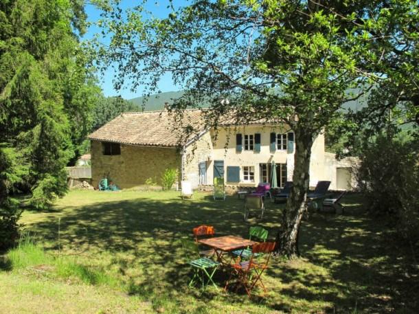 Location vacances Dieulefit -  Maison - 8 personnes - Barbecue - Photo N° 1