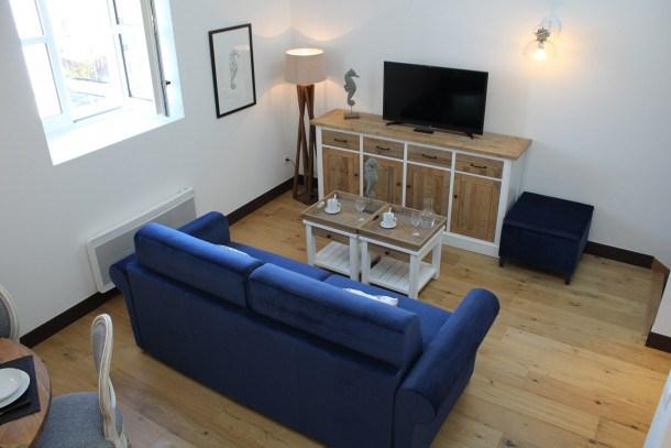 Location vacances Rochefort -  Appartement - 6 personnes - Télévision - Photo N° 1