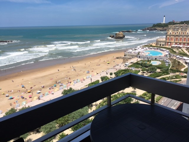 Location vacances Biarritz -  Appartement - 2 personnes -  - Photo N° 1