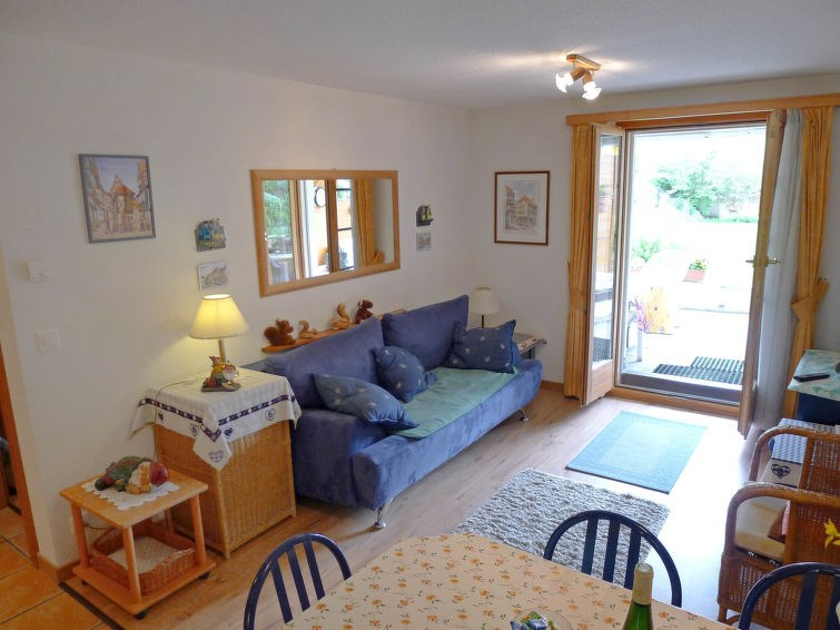 Location vacances Grächen -  Appartement - 4 personnes -  - Photo N° 1