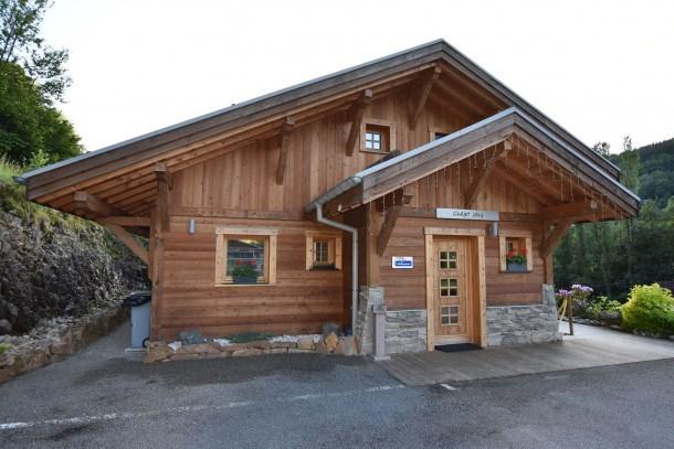 Location vacances La Bresse -  Maison - 8 personnes - Barbecue - Photo N° 1