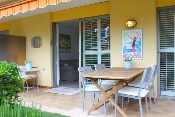 Location vacances Antibes -  Appartement - 4 personnes - Lecteur DVD - Photo N° 1